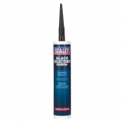 Sealey Black Silicone Sealant